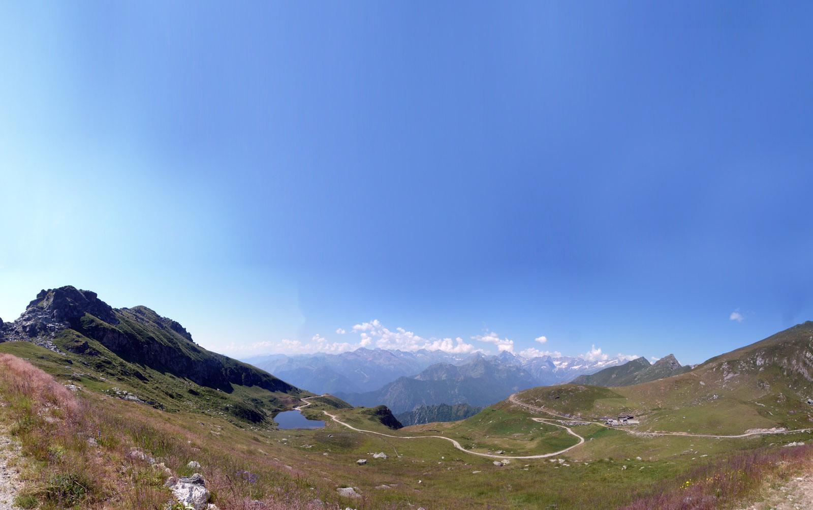 Piemonte (TO) - Road Book Monastero Lake Trail Chiaves_Lago_Monastero_01